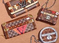 ルイヴィトン ダミエ 財布は高く売れます! 画像