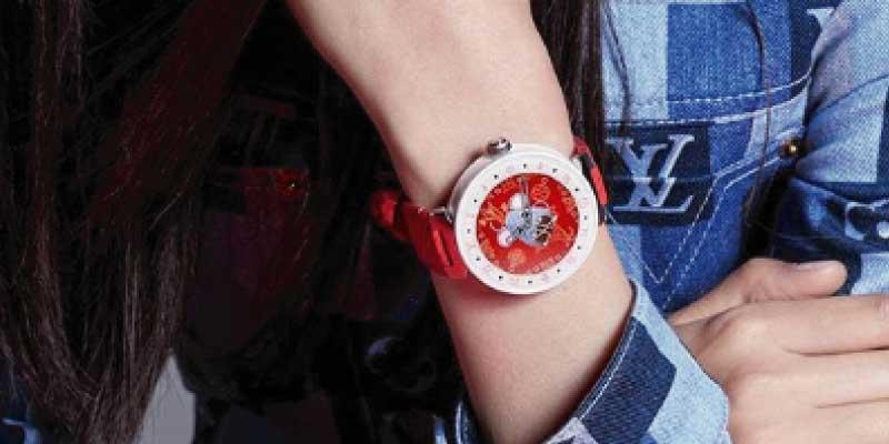 ルイヴィトン 時計とは 画像