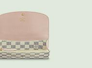 ルイヴィトン ダミエアズール 財布も高く売れます! 画像