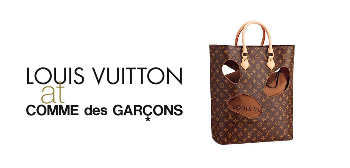 ルイヴィトン ×コム・デ・ギャルソン(COMME des GARCONS) トートバッグ 画像