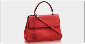 ルイヴィトン ハンドバッグ 赤 画像